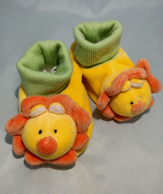 Petits chaussons animaux