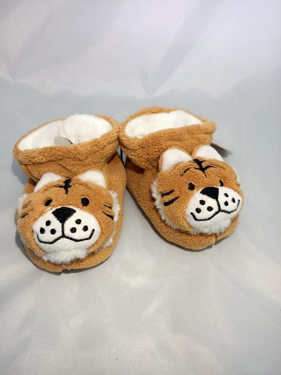 Chaussons mous animaux