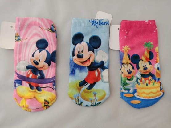 Chaussettes Mickey 20/24
