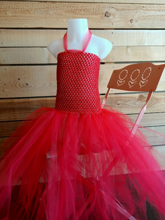 Robe tulle fabrication Gâto de couches
